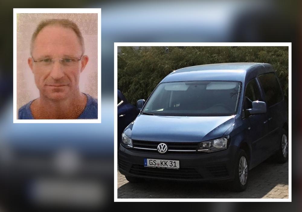 Karsten Manczak wird seit dem 13. April vermisst. Sein Fahrzeug wurde in Hannover gefunden.