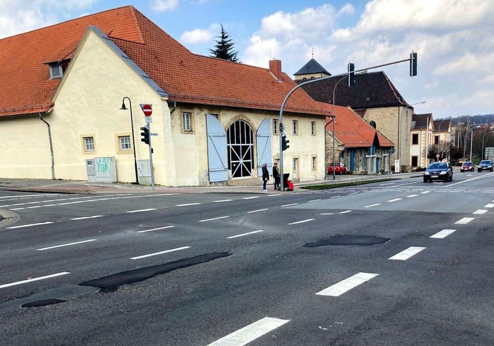 Die Kreuzung Am Ludgerihof/Türkentor wird gesperrt.