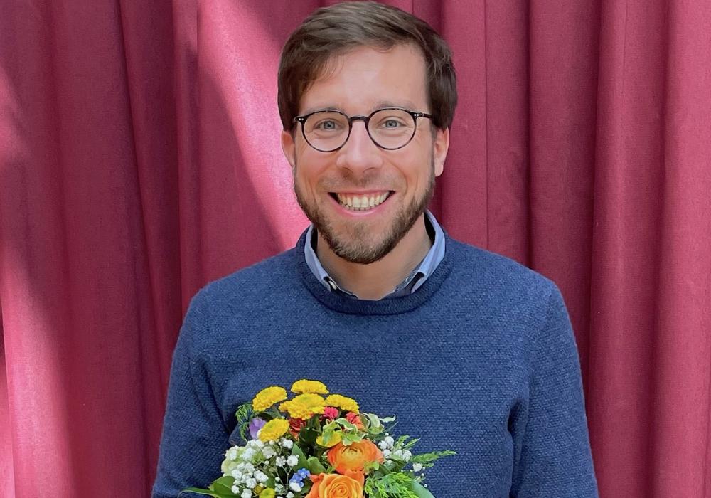Victor Perli hat einen aussichtsreichen Listenplatz für die Bundestagswahl.