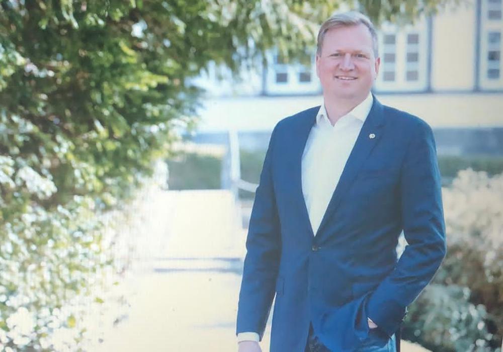 Jan-Philipp Schönaich sei aus Sicht des CDU-Stadtverbandes Peine der ideale Kandidat für das Bürgermeisteramt.