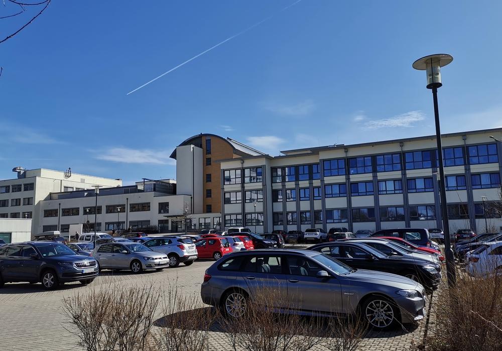 Das Krankenhaus in Goslar.