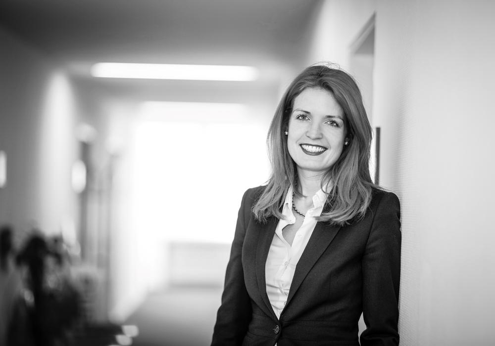 Dr. med. Alina Dahmen wird ab dem kommenden September medizinische Direktorin des Klinikums Wolfsburg.