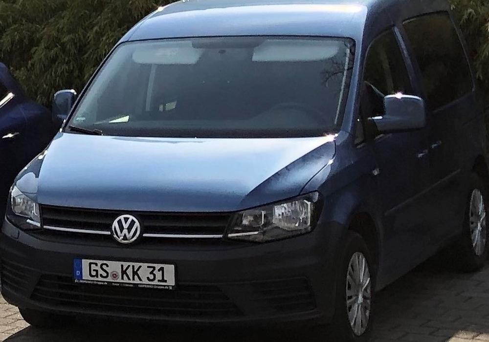 Das Auto des spurlos verschwundenen Karsten Manczak.