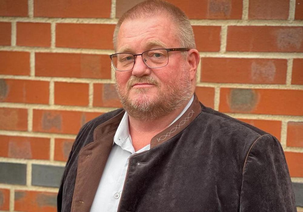 Thomas Schnellhorn, Landwirt aus Vechelde, will für die FDP in Gifhorn und Peine in den Bundestag.