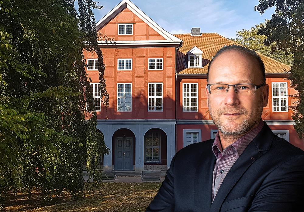 Bürgermeister und CDU-Spitzenkandidat Ingo Geisler