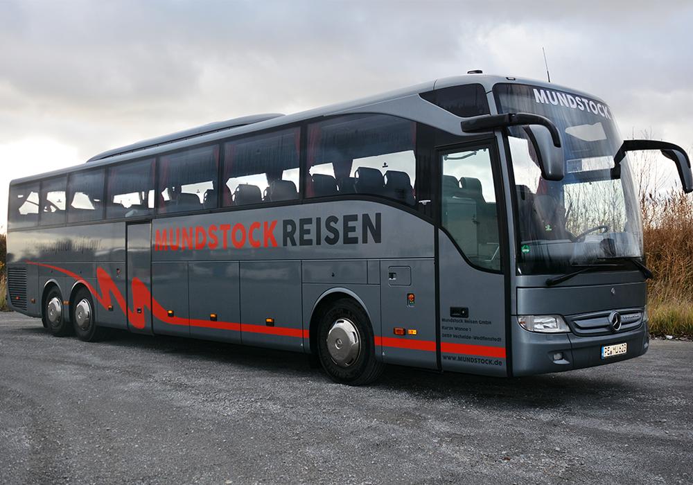 Die BSVG setzt Reisebusse für die Schüler ein.