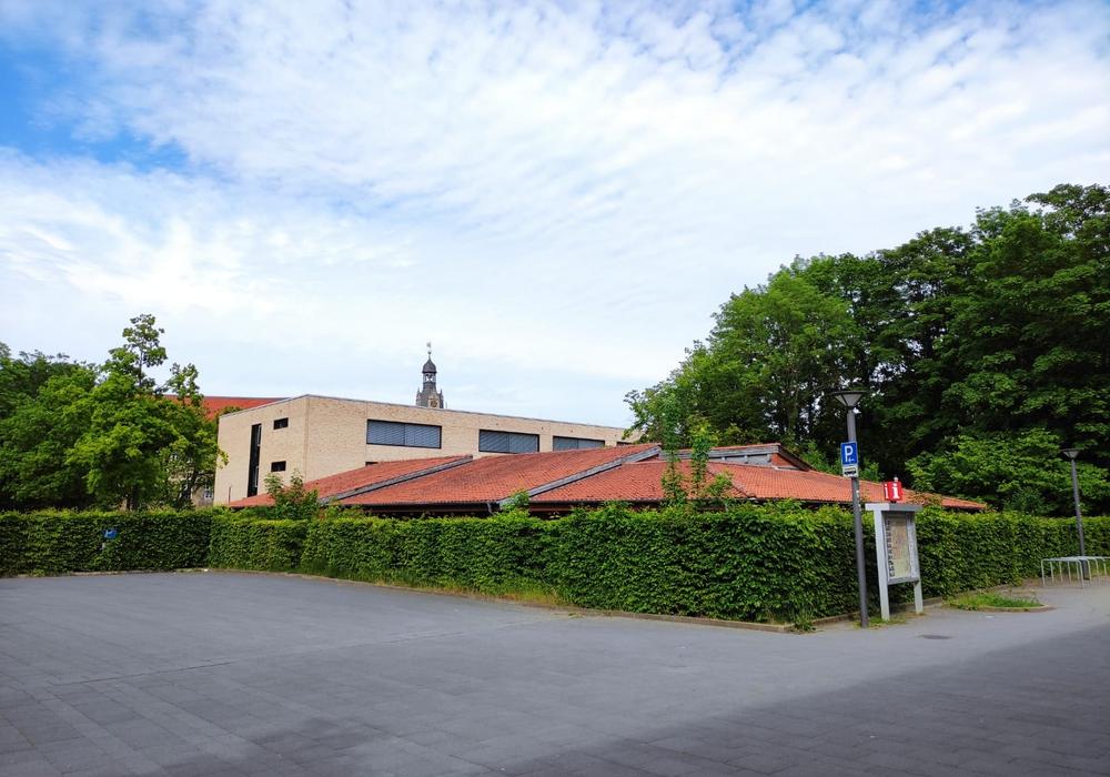 Wolfenbüttel: Gymnasium im Schloss soll Erweiterungsanbau