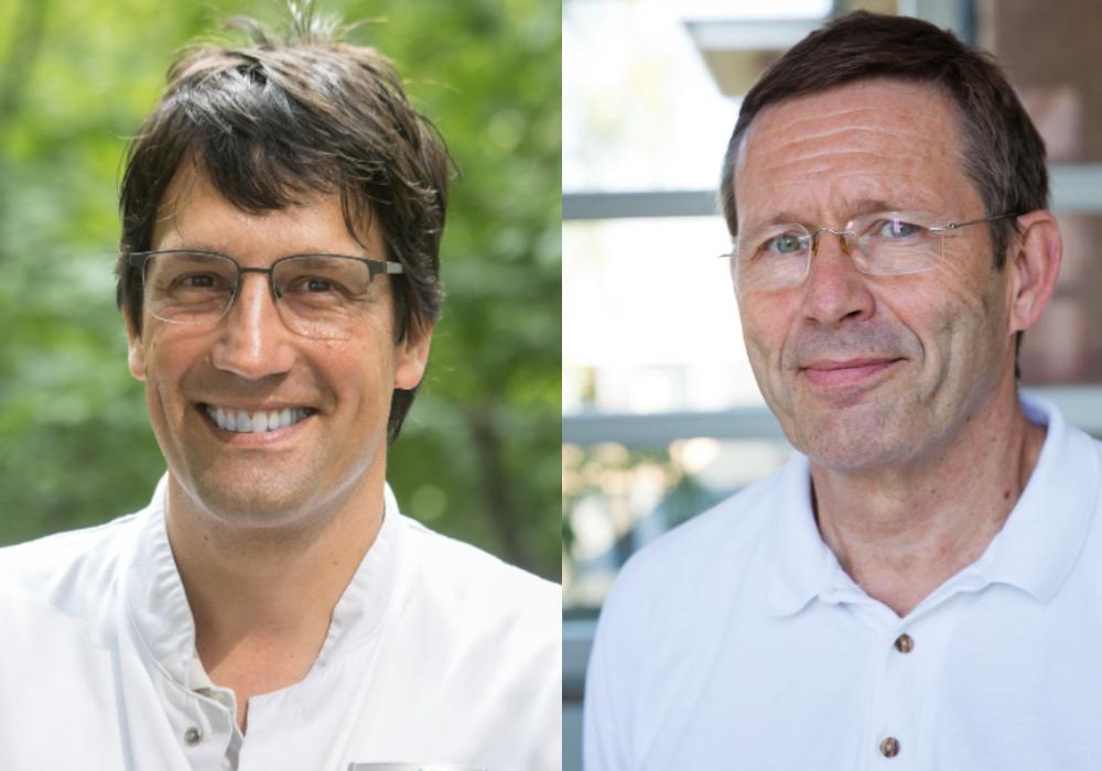 Professor Dr. Andreas Gerstner und Professor Dr. Dieter Hellner beantworten Ihre Fragen in der Online-Visite.