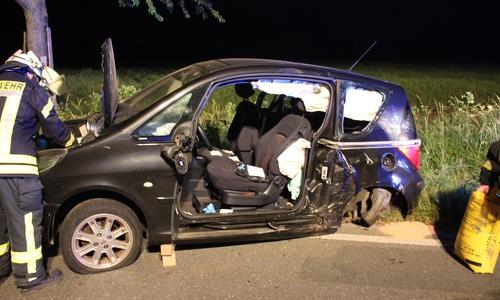Bei einem Unfall bei Hohenhameln wurde ein Mann schwer verletzt.