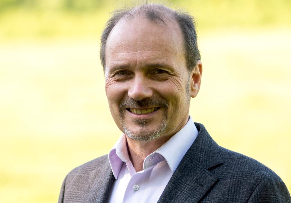 Andreas Wolter kandidiert für den Bundestag.