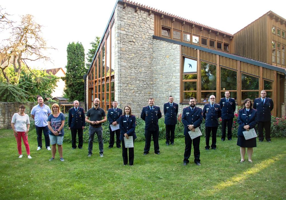 Am vergangenen Samstag fand die Jahreshauptversammlung der Freiwilligen Feuerwehr Esbeck statt.