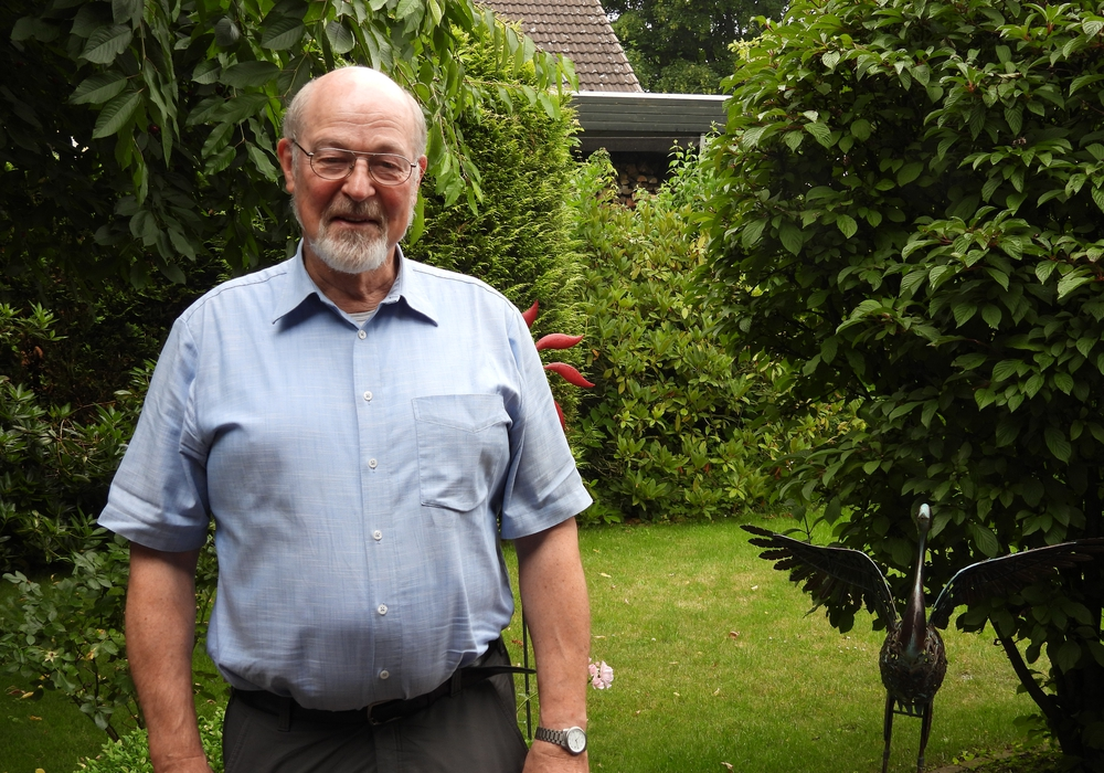 Pastor Burkhard Kugelann geht in den Ruhestand.