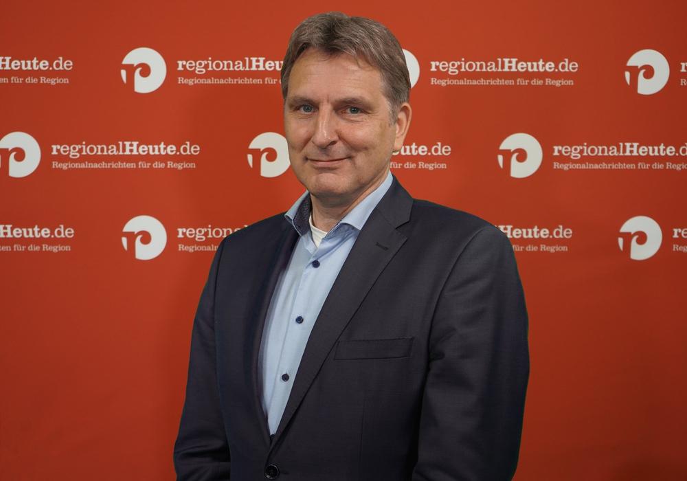 Mirco Hanker will für die AfD Oberbürgermeister von Braunschweig werden.