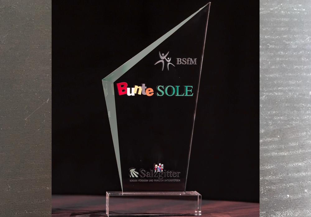 Die Bunte Sole wird bereits seit 2007 verliehen. Archivbild