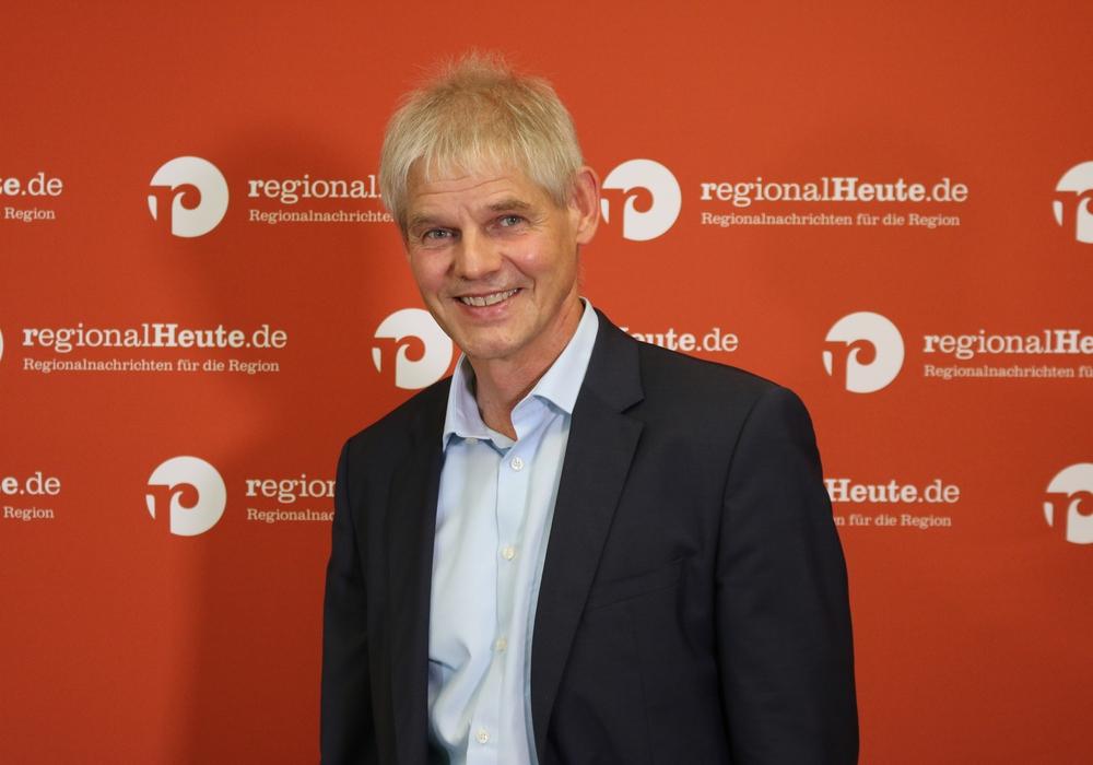 Salzgitters Oberbürgermeister Frank Klingebiel.