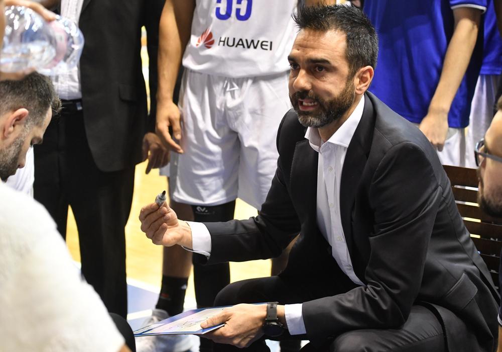 Jesús Ramírez wird neuer Trainer.