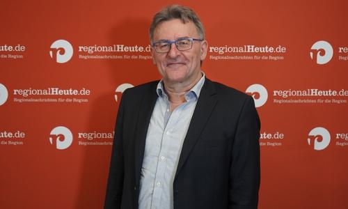 Holger Fenker wollte erster Grüner Oberbürgermeister von Goslar werden.