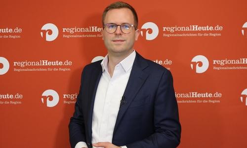 Dr. Adrian Haack will für die CDU Bürgermeister von Wolfenbüttel werden.
