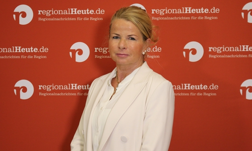 Urte Schwerdtner will für die SPD Oberbürgermeisterin von Goslar werden.
