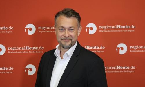 Ivica Lukanic will als parteiloser Kandidat Bürgermeister werden. Er wird vom BuW unterstützt.