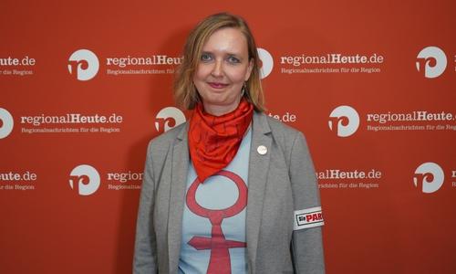 Bettina Kiehne Weinreich will für die Partei