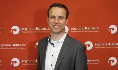 Dennis Berger will für die SPD Bürgermeister von Wolfenbüttel werden.