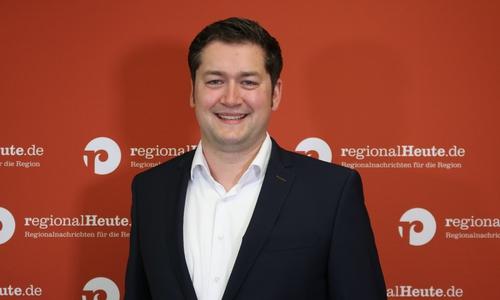 Dr. Thorsten Kornblum will den Oberbürgermeisterposten in der SPD halten.