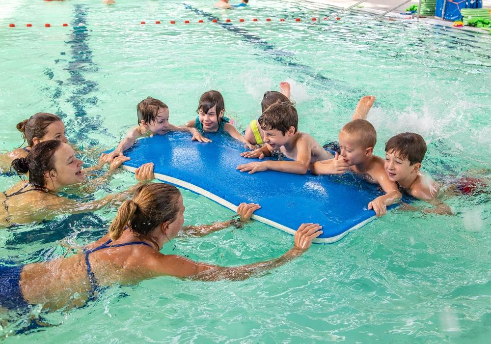 Innerhalb von fünf Wochen lernten 260 Kinder in Goslar schwimmen.