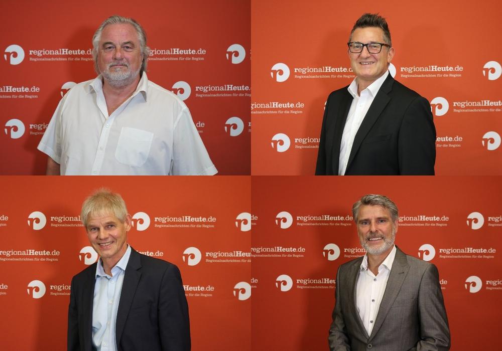 Das sind die Kandidaten auf das Oberbürgermeisteramt in Salzgitter.