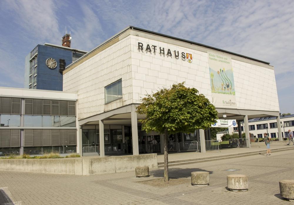Rathaus Salzgitter Lebenstedt.