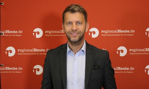 Dennis Weilmann hat den Posten des Oberbürgermeisters für die CDU zurückerobert.