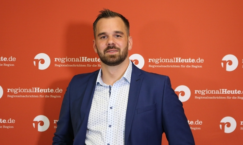 Robert Preuß (AfD) trat bei der Landratswahl in Gifhorn an.