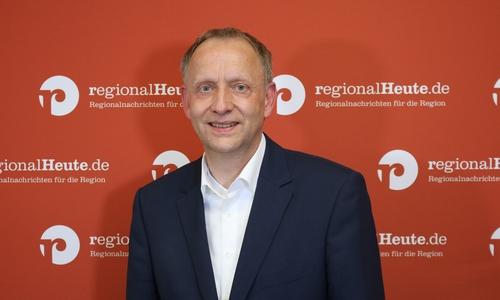 Bürgermeister Klaus Saemann (SPD) will bei den Kommunalwahlen im September sein Amt halten.
