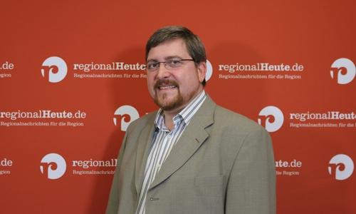 Thomas Schlick trat für die AfD bei der Bürgermeisterwahl in Wolfsburg an.