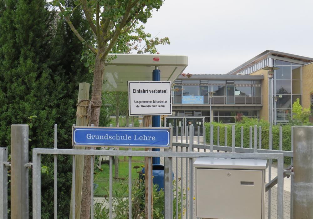 Wie in den vergangenen Jahren wird das Wahllokal für die Ortschaft Lehre in der Grundschule eingerichtet.