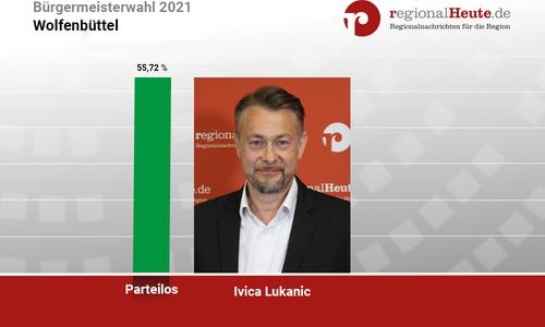 Ivica Lukanic wird Wolfenbüttels neuer Bürgermeister.