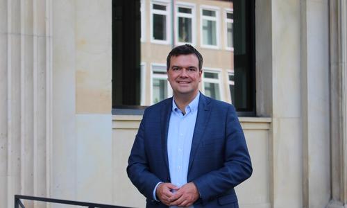 Alexander Saipa (SPD) wird neuer Landrat im Kreis Goslar.